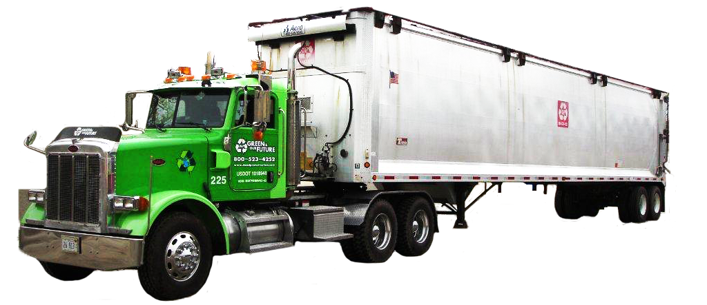D And D Trailers >> Semi Hauling D And P Construction